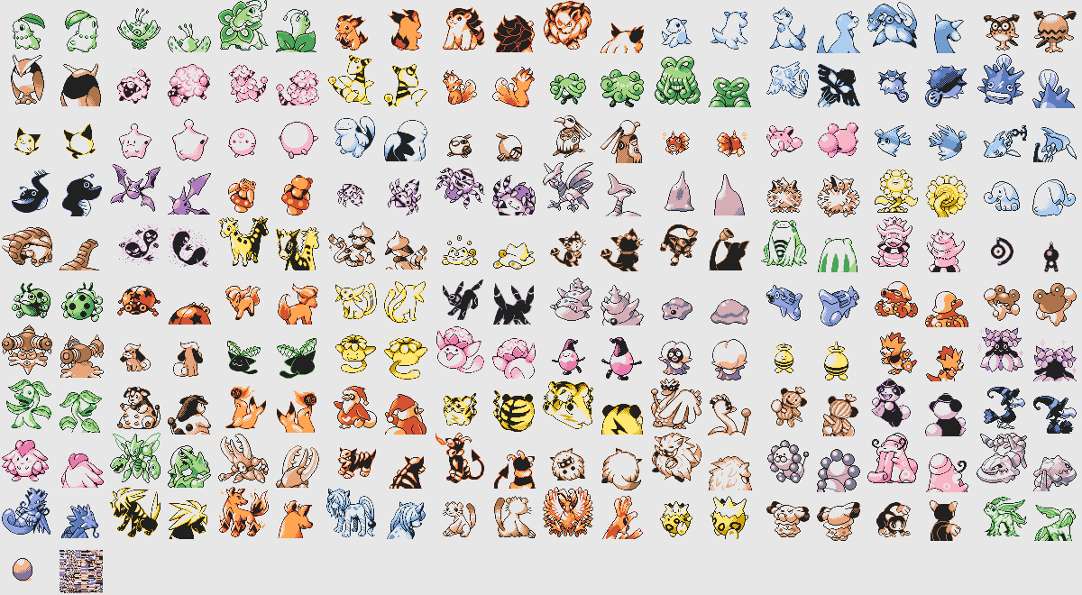 These newly-discovered unused Pokemon give me life screenshot