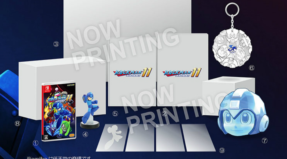 Mega Man 11's Complete Edition is Japan-only, $120 screenshot
