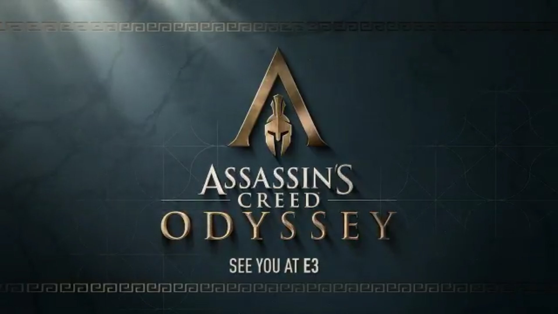 Ubisoft confirms Assassin's Creed Odyssey screenshot