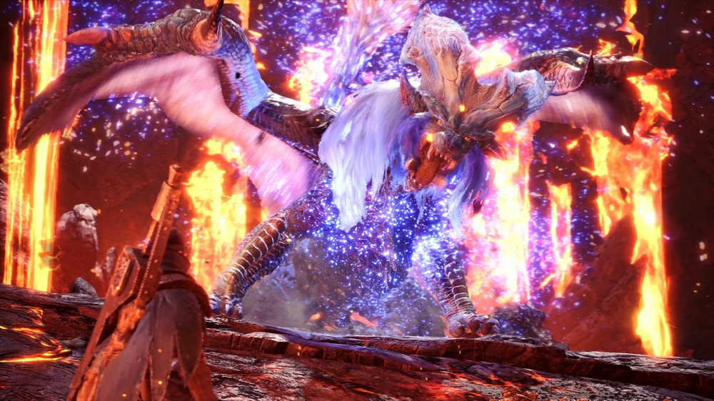 Jump into Monster Hunter: World today for free potions screenshot