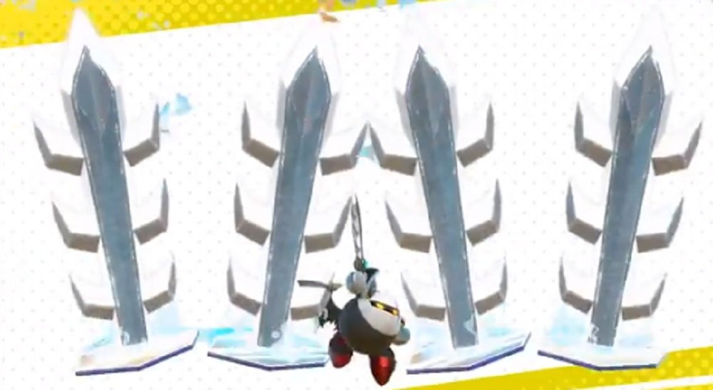 Dark Meta Knight confirmed for free Kirby: Star Allies DLC screenshot