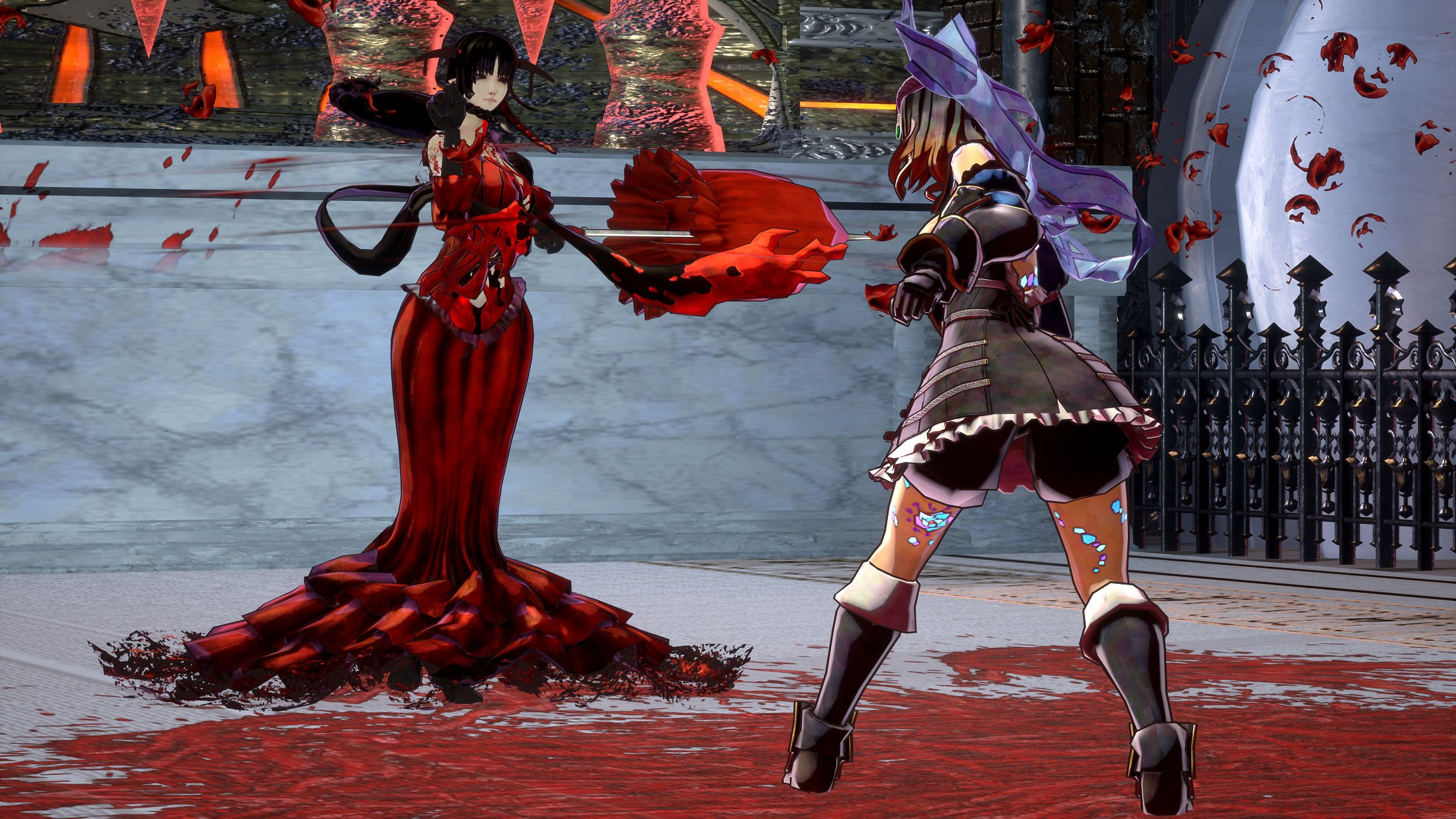 Bloodstained team apologizes for Curse of the Moon code delays, new backer demo is imminent screenshot