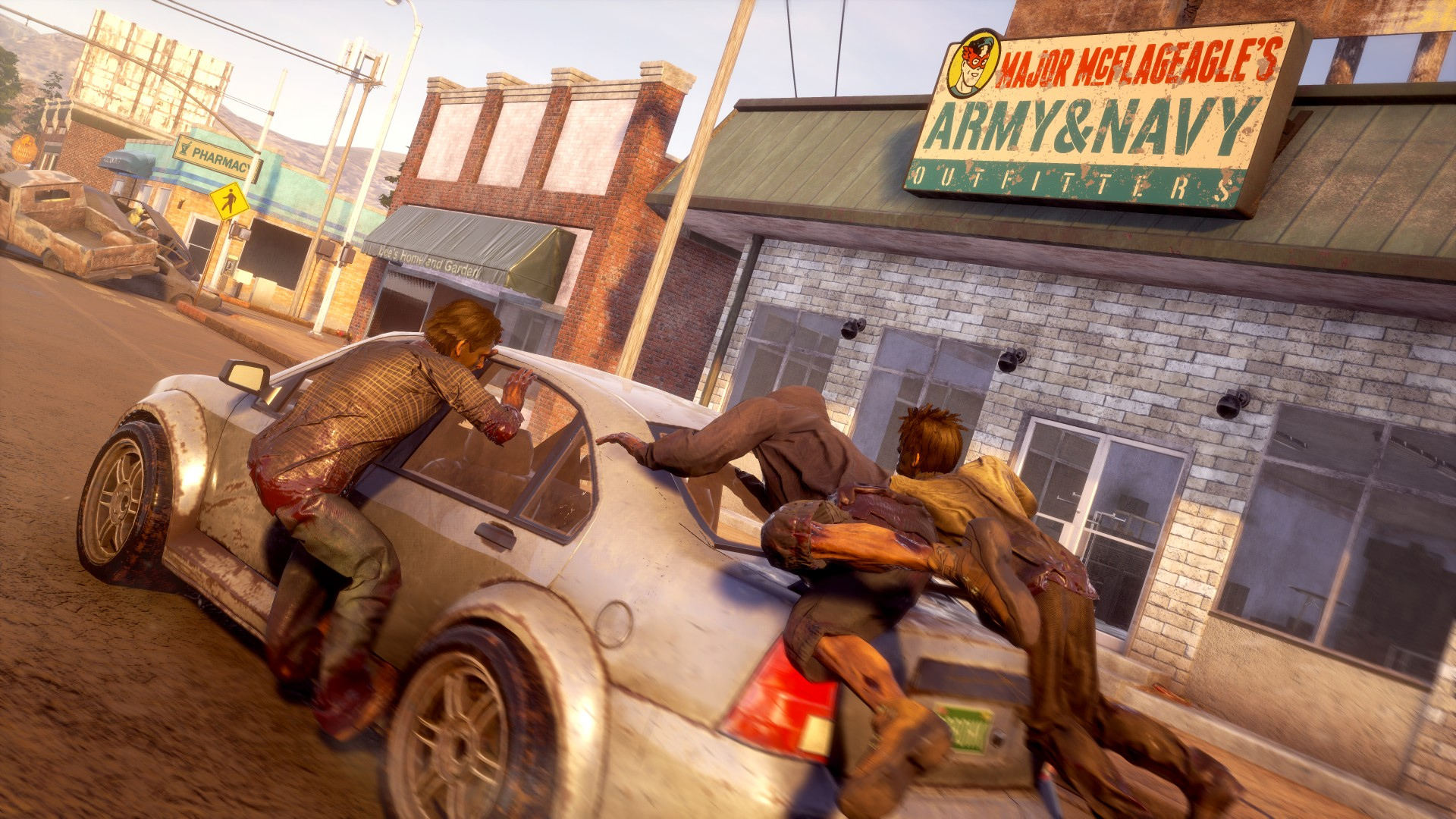 State of Decay 2 just got a big patch for stability and bug fixes screenshot