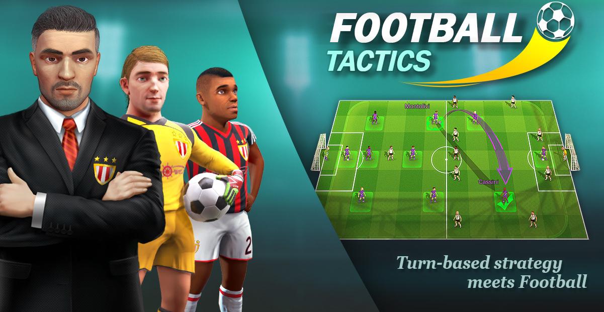 Review: Football, Tactics & Glory screenshot