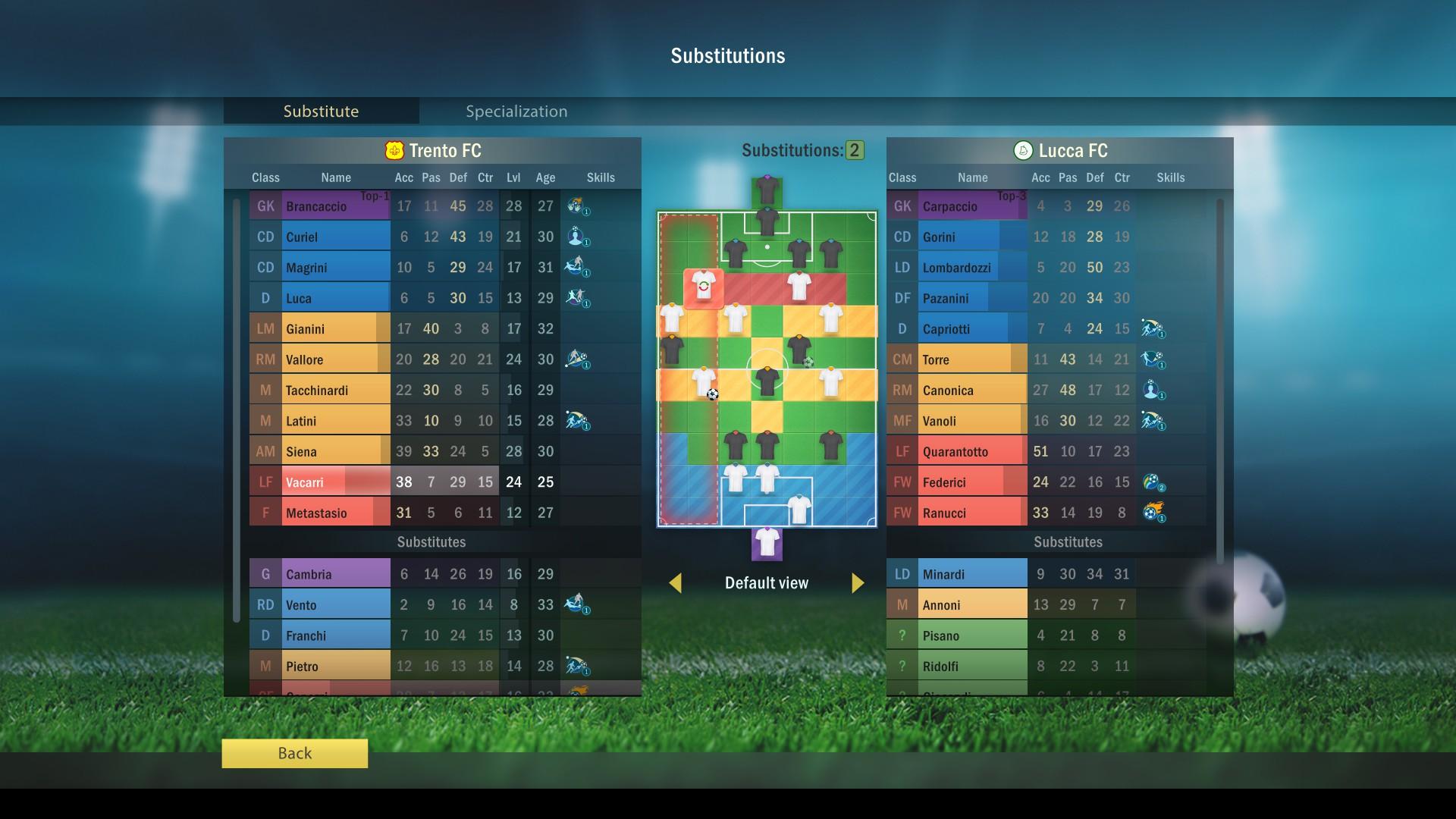 Football, Tactics & Glory review