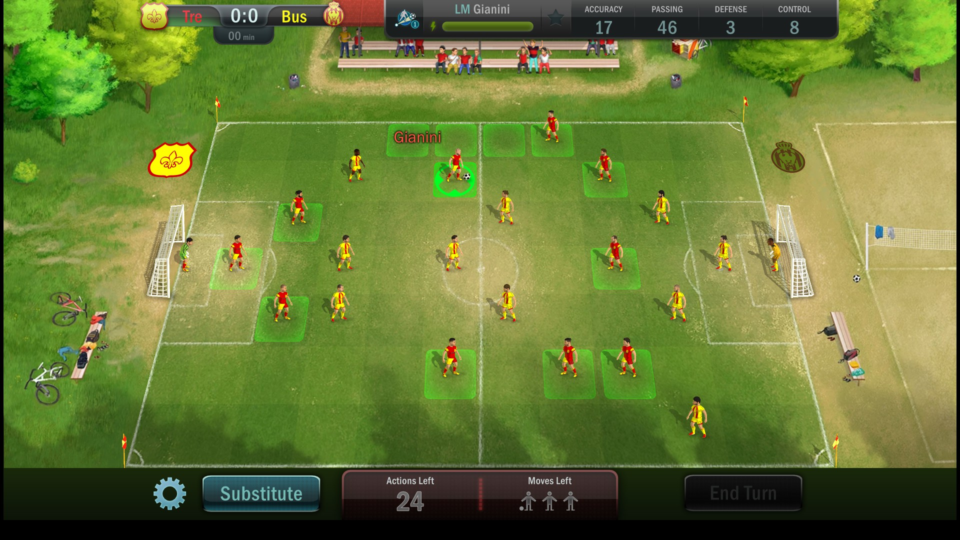 Football, Tactics & Glory review