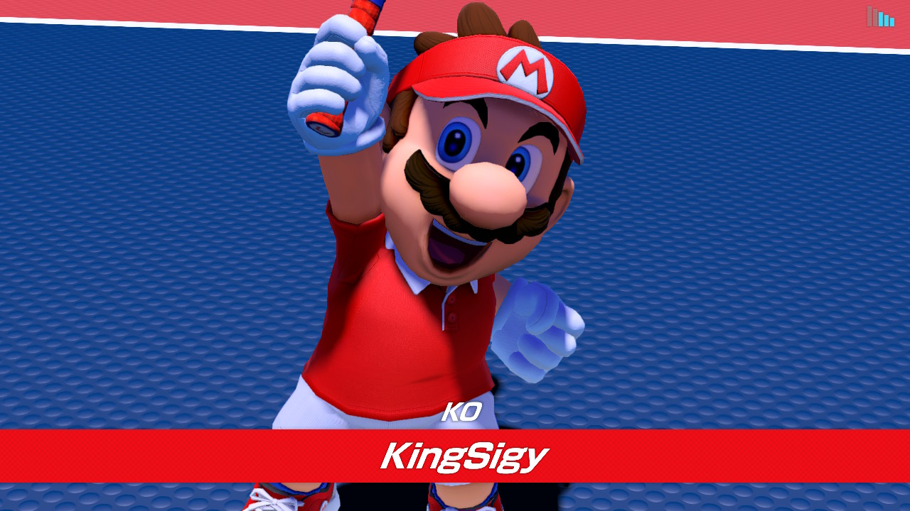 What did you guys think of the Mario Tennis Aces tournament demo? screenshot