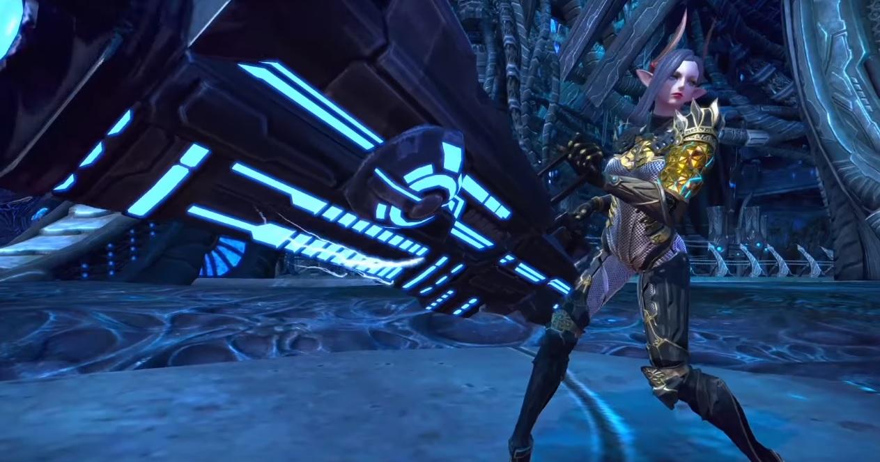 TERA's Gunner class is making its way to consoles soon screenshot