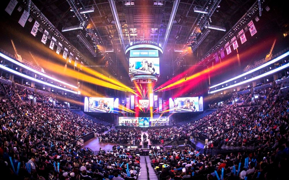 Overwatch League sells out 20,000 tickets for inaugural Grand Finals screenshot