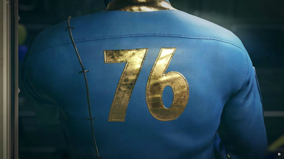 Amazon lists mysterious Fallout 76 for July, promptly pulls date screenshot