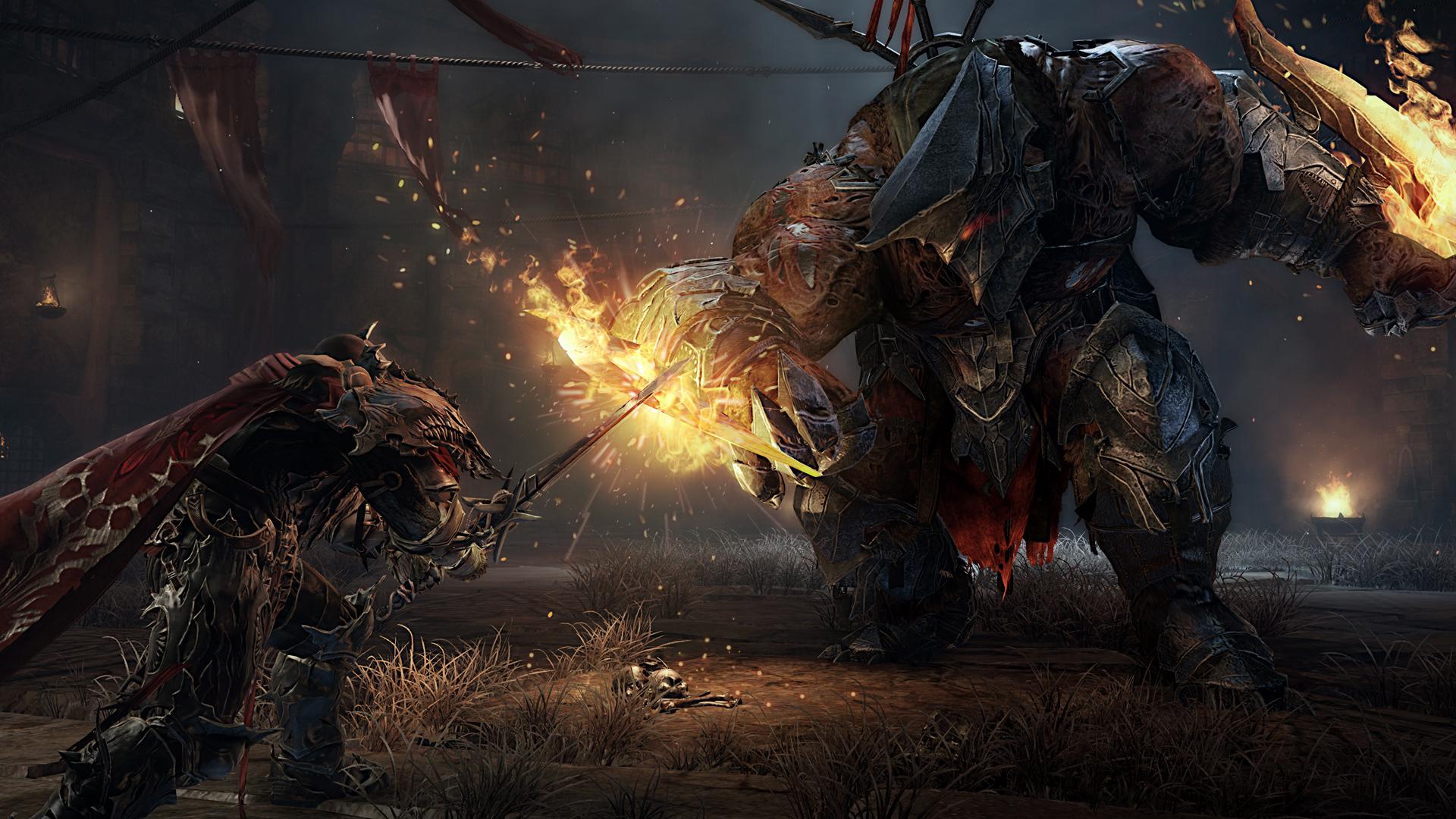 Lords of the Fallen 2 picks up a new developer screenshot