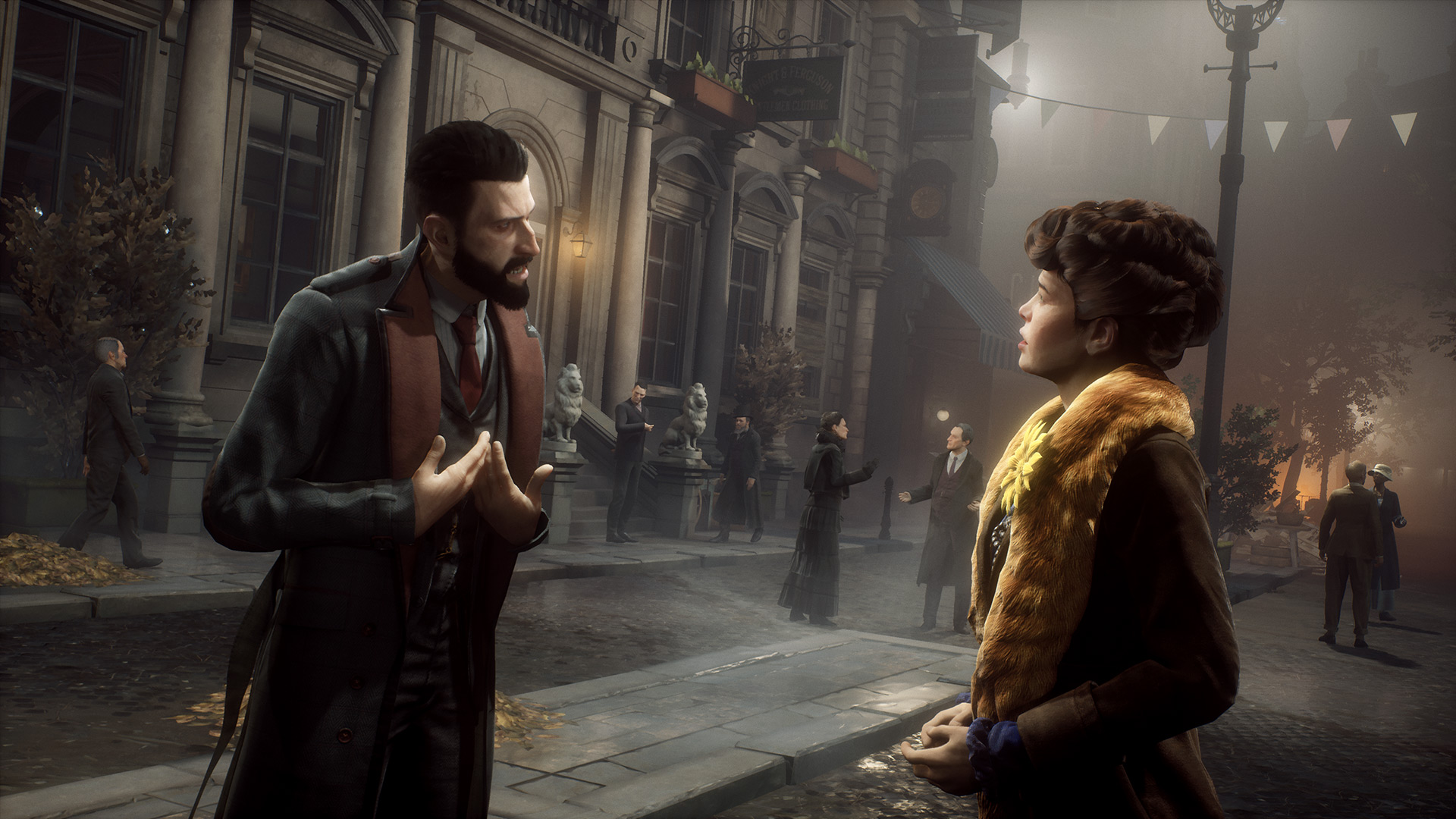 Vampyr release deals roundup: PC copy up to 25% off screenshot