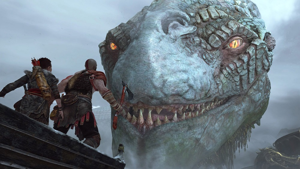 Can you find God of War's few remaining secrets? screenshot