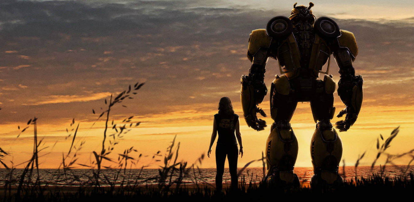 Here's the first teaser trailer for Transformers prequel Bumblebee screenshot