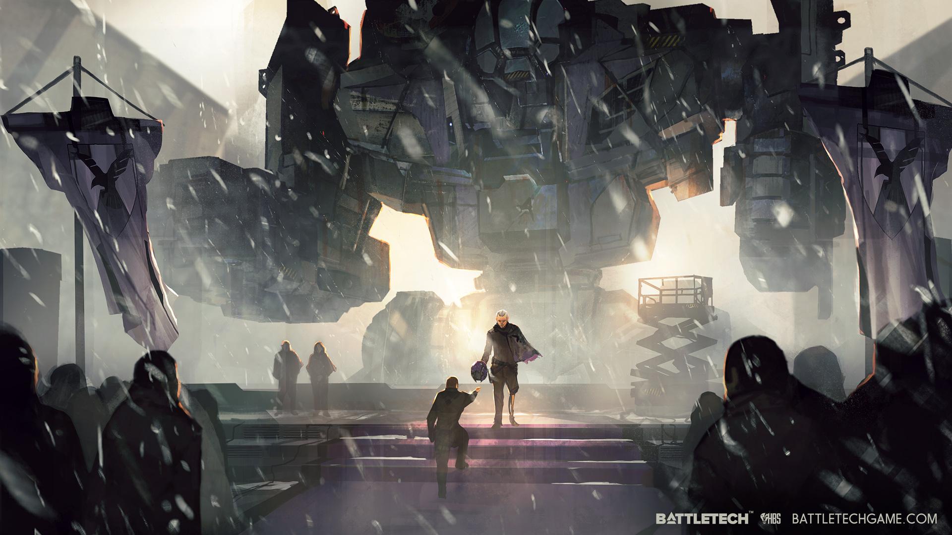 Paradox buys the BattleTech and Shadowrun studio screenshot