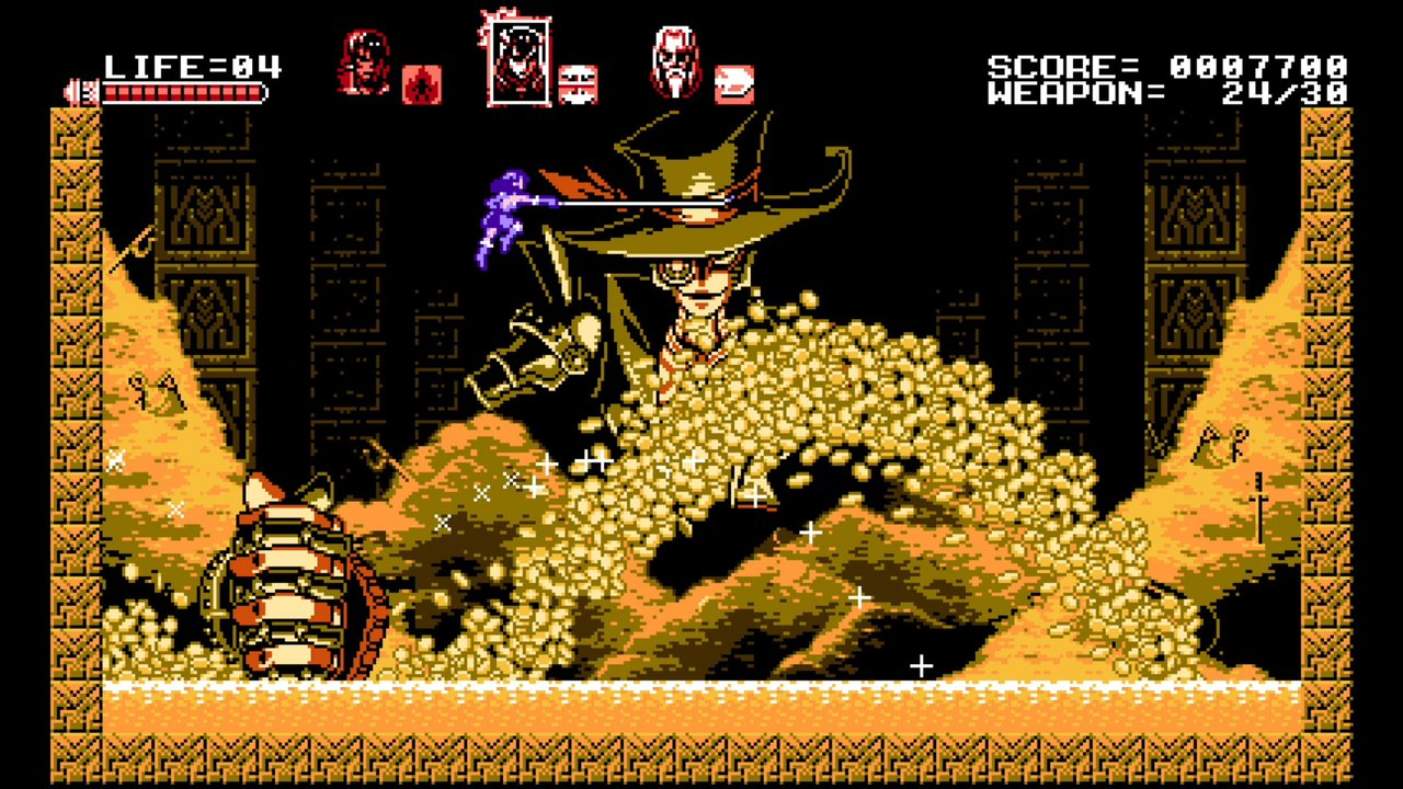(Update) Bloodstained: Curse of the Moon is selling incredibly well on the eShop screenshot