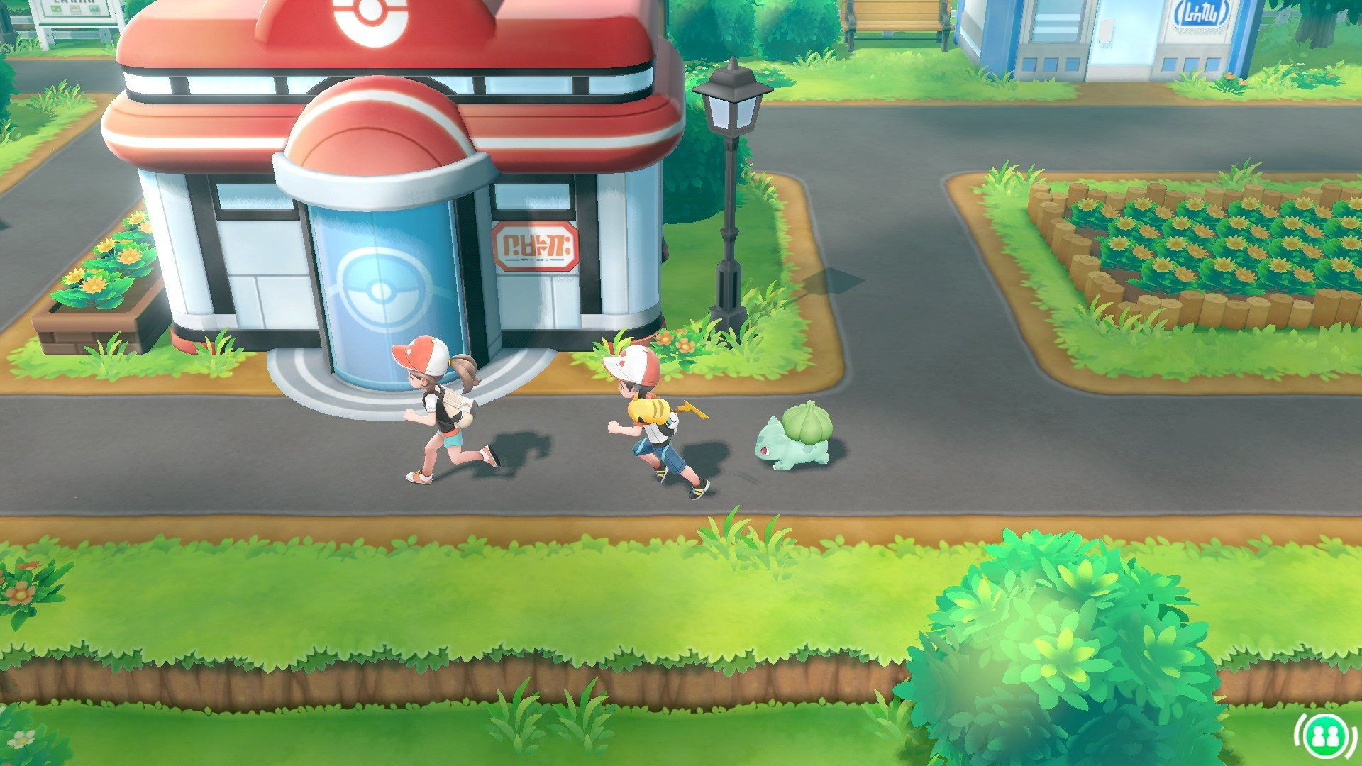 After some confusion, The Pokemon Company has finally explained how online play works in Pokemon Let's Go screenshot