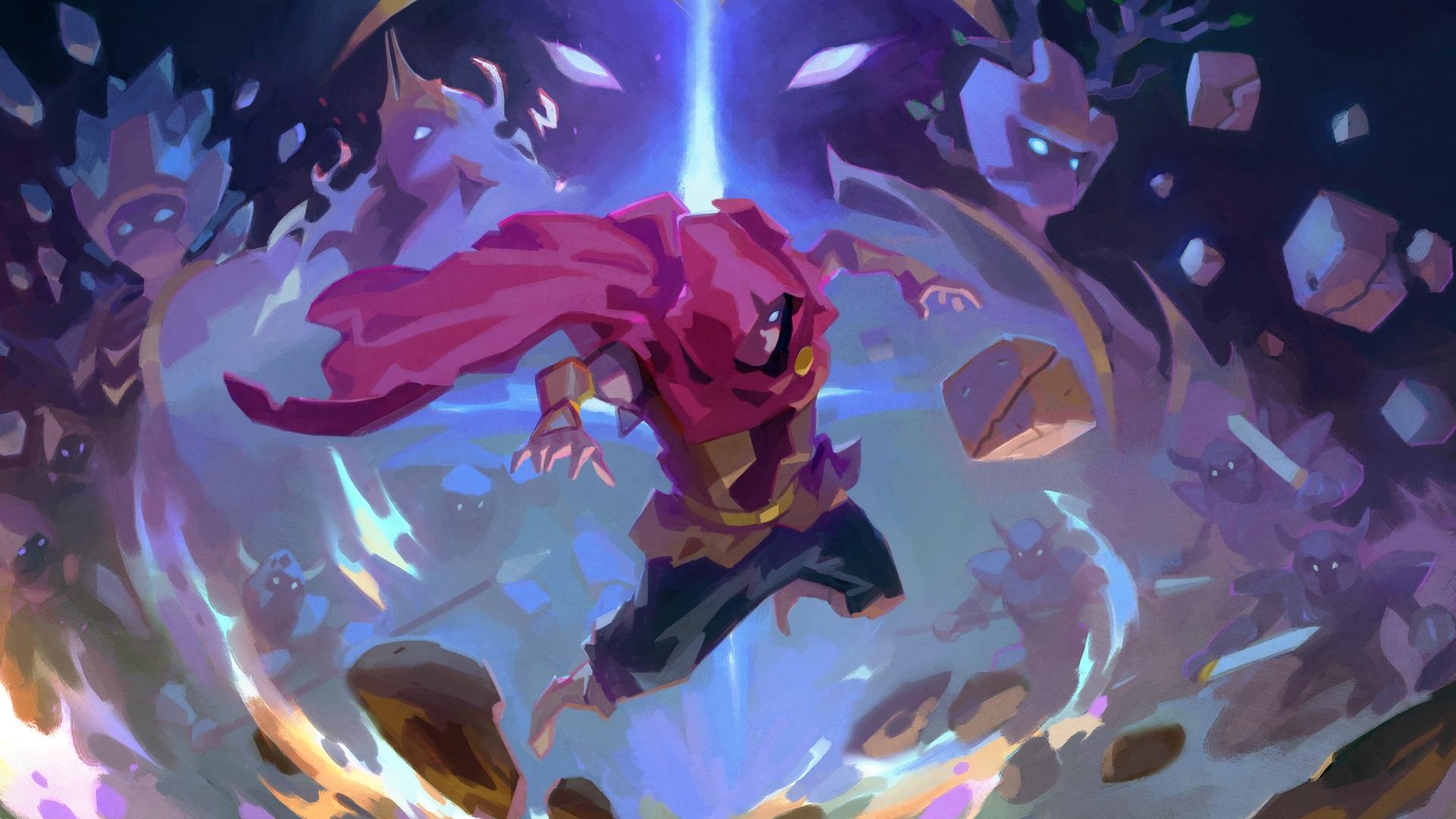 Review: Wizard of Legend screenshot