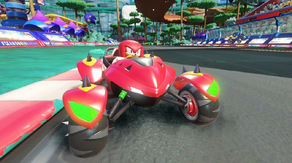 Team Sonic Racing looks like it's Gotta Go Faster screenshot
