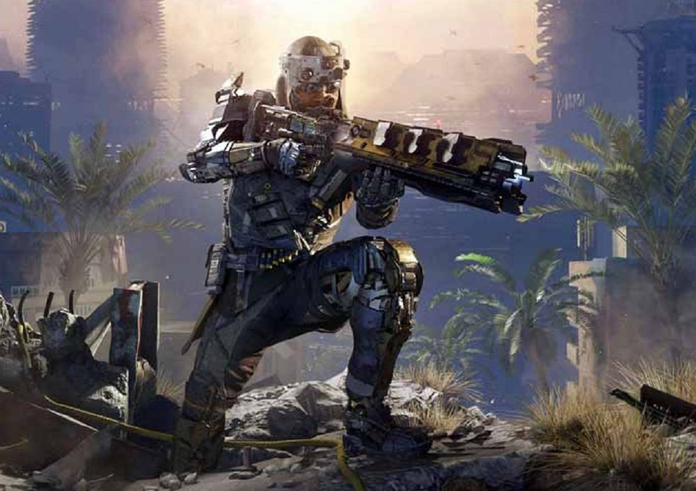 Call of Duty: Black Ops 4 live stream will show off multiplayer mode tomorrow screenshot