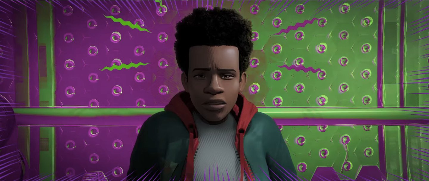 Newest trailer for Spider-Man: Into the Spider-Verse stuns visually screenshot