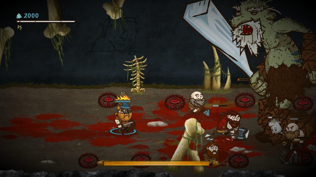 Review: Die for Valhalla! screenshot