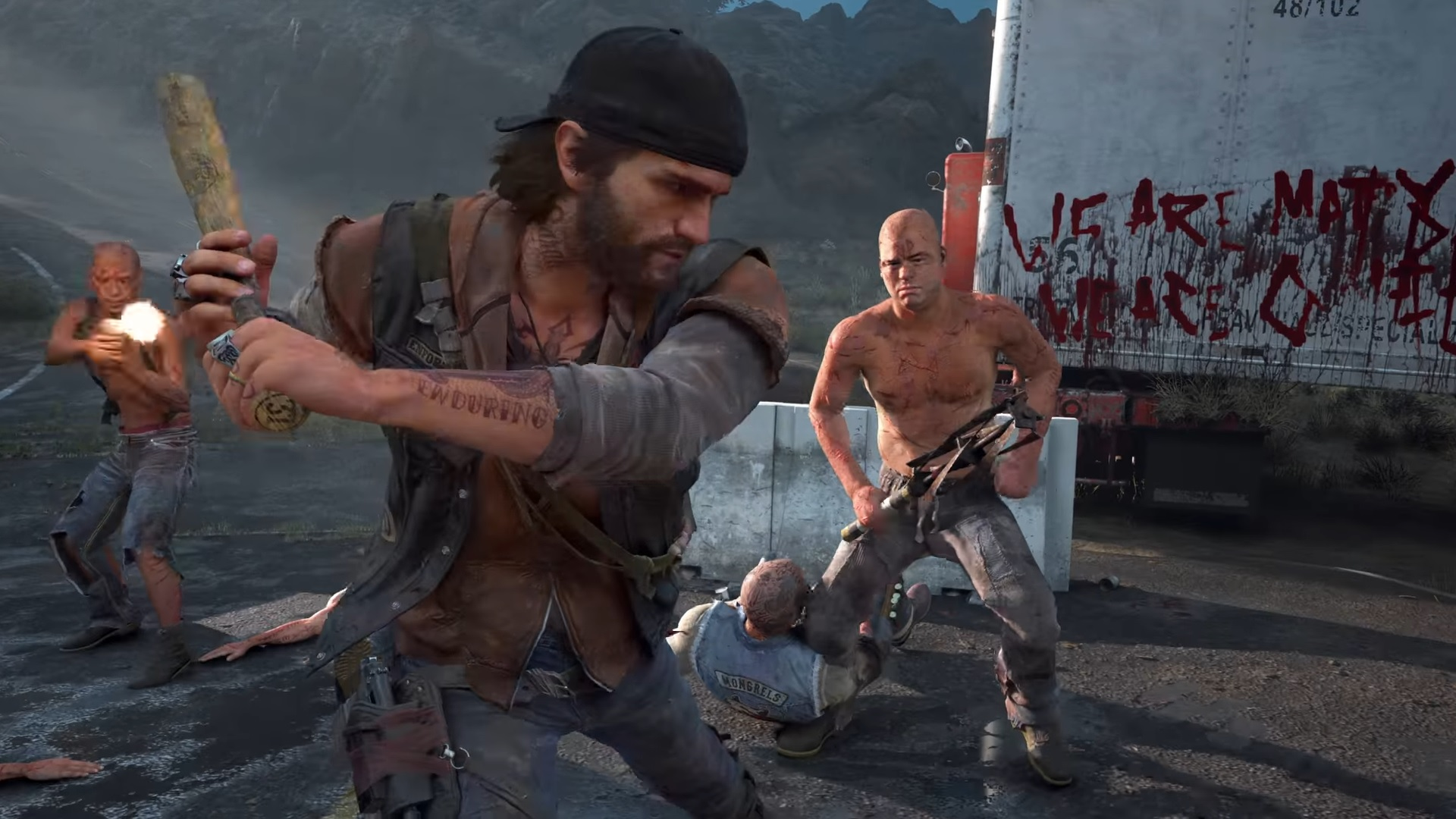 Days Gone gets a release date,...