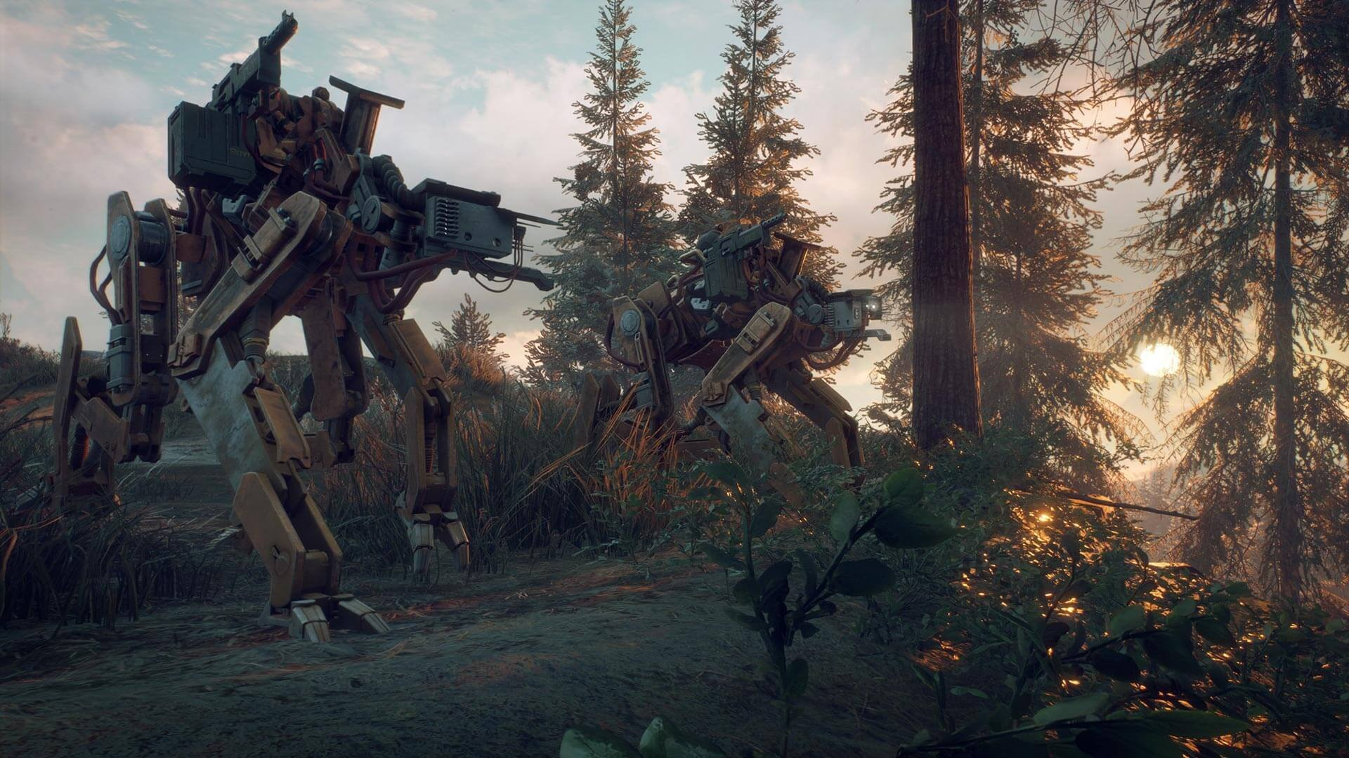 Generation Zero is an '80s robot-fighting sandbox from the makers of Just Cause screenshot