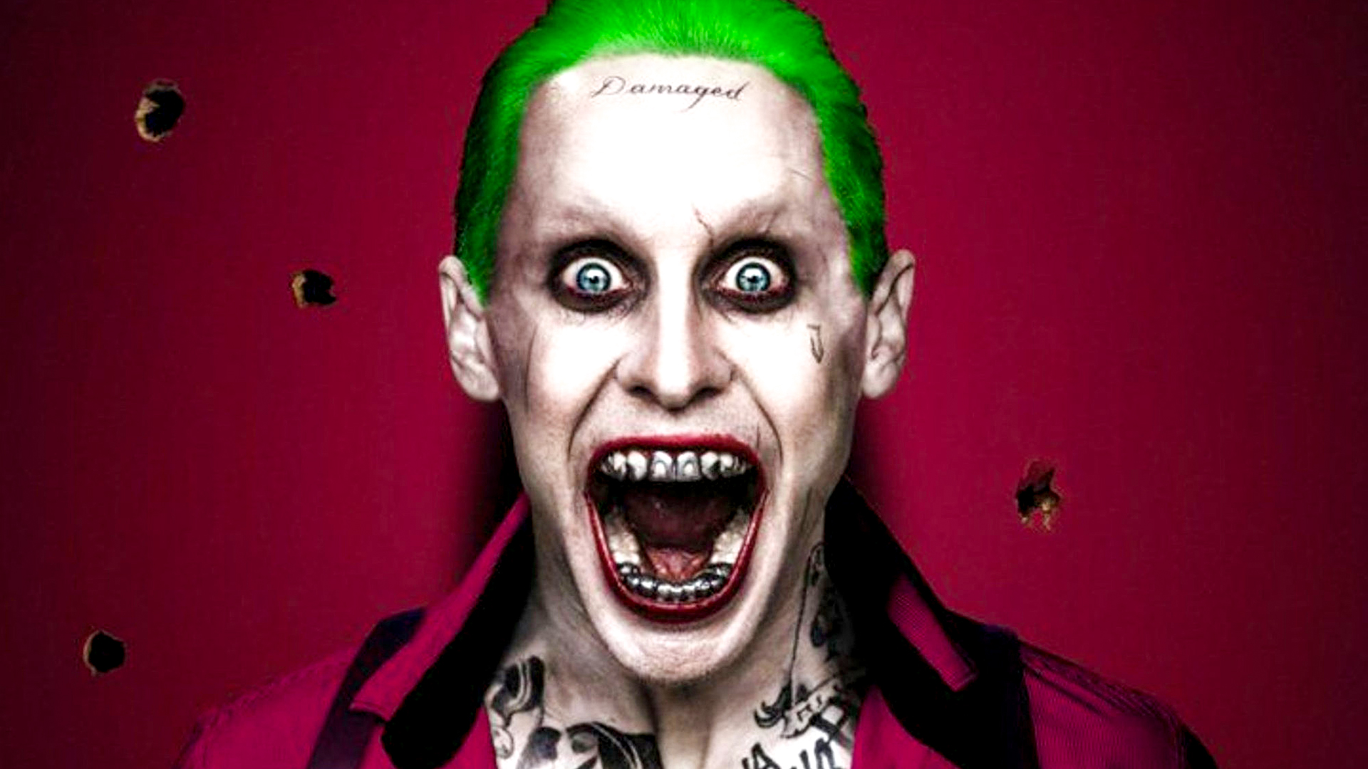 Jared Leto will play Jared Leto dressed as the Joker in another movie because creativity is dead screenshot