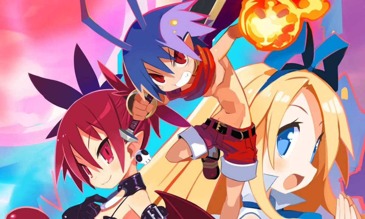 The long awaited Disgaea 1 remaster will launch on October 9 on PS4 and Switch screenshot