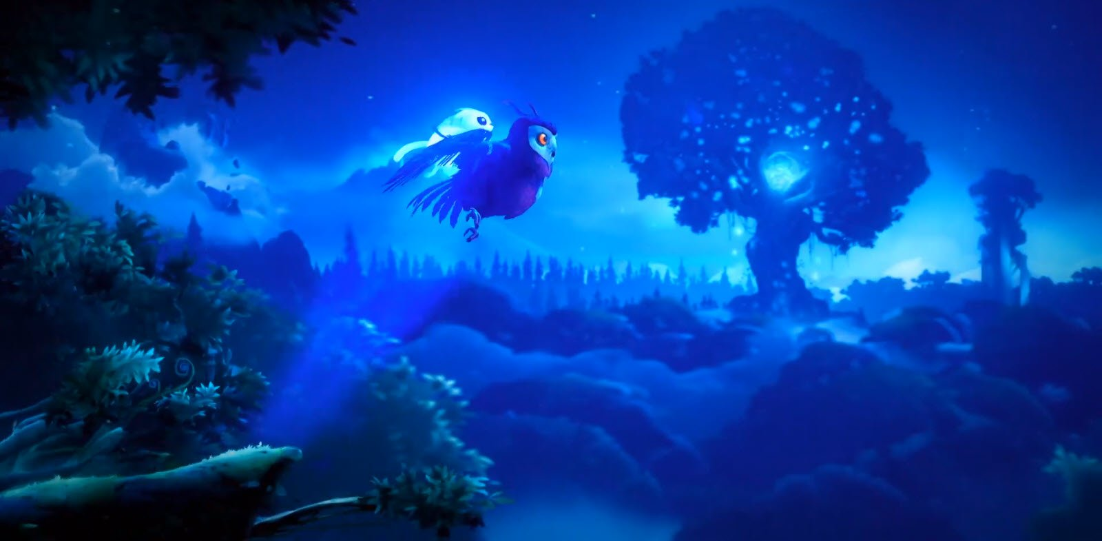 Ori and the Will of the Wisps sure looks breathtaking