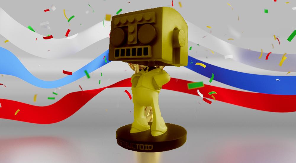 The E3 2018 Dumbstructoid Awards screenshot