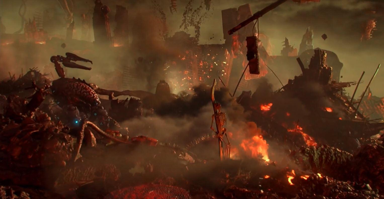 Doom Eternal is promising more Doom, but bigger, better, and more hellish screenshot