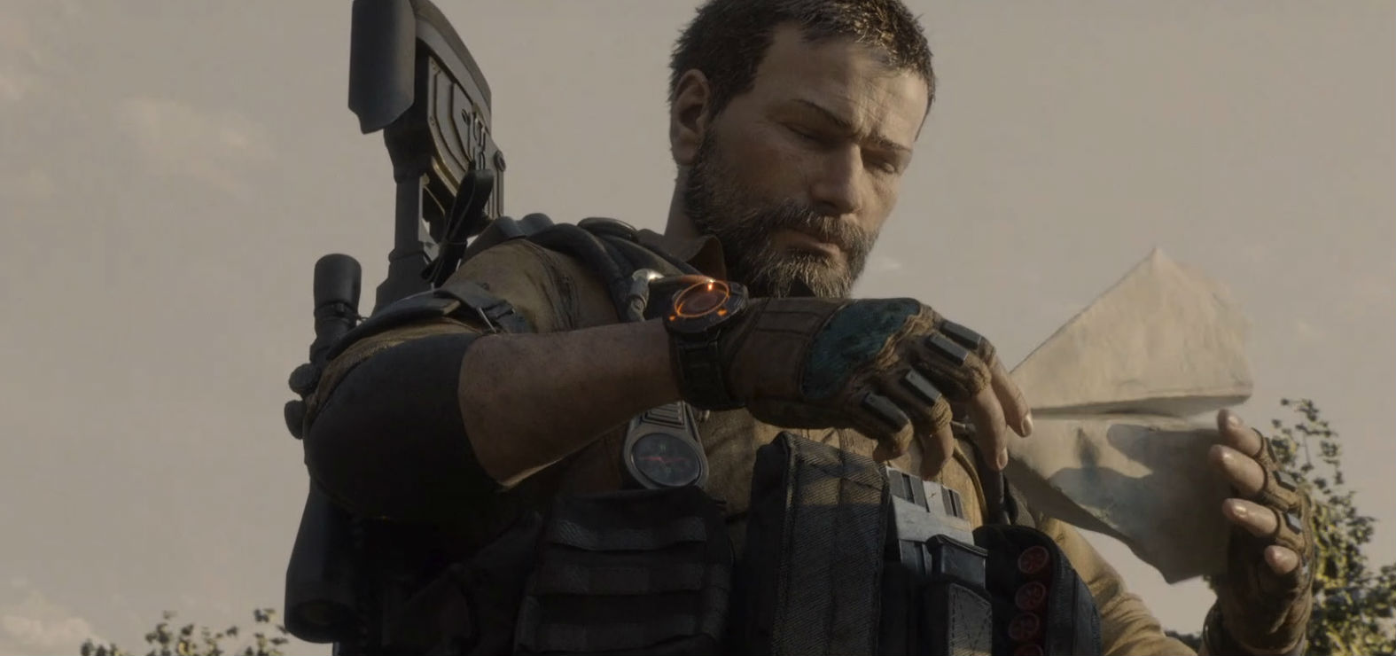 Multiplayer raids, free DLC and more accompany The Division 2's grim new trailer screenshot
