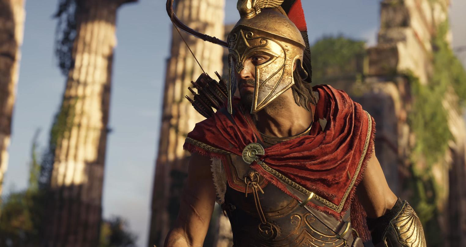 Assassin's Creed Odyssey sets sail on October 5 screenshot