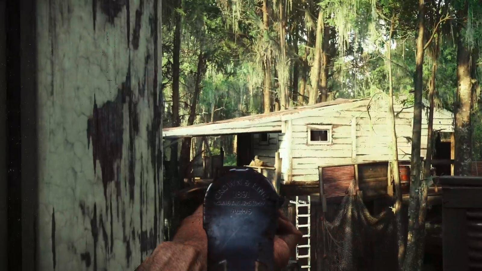 New killing tools on their way to Hunt: Showdown screenshot