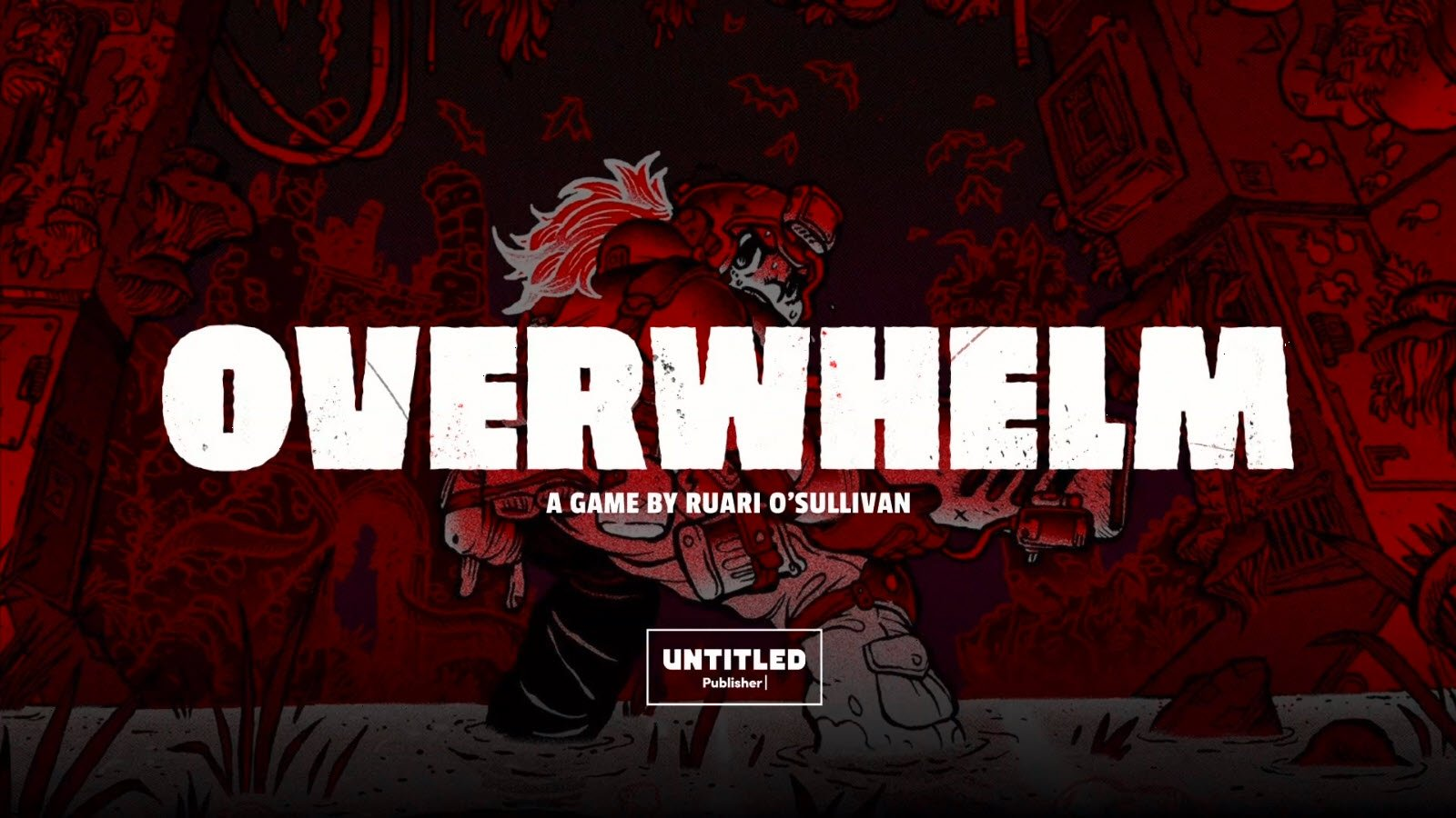 Overwhelm, a new cool looking retro action platformer, is out now on Steam screenshot