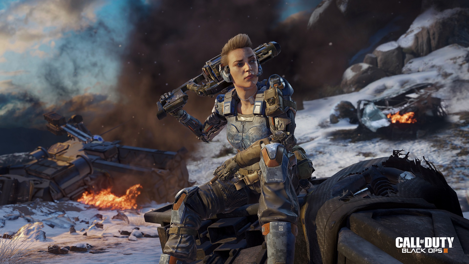 Black Ops 3 is a bonus free game on PlayStation Plus screenshot