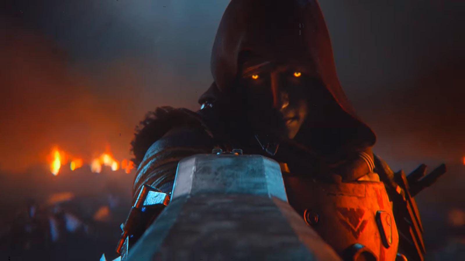 Here's a story trailer with no story for Destiny 2: Forsaken screenshot
