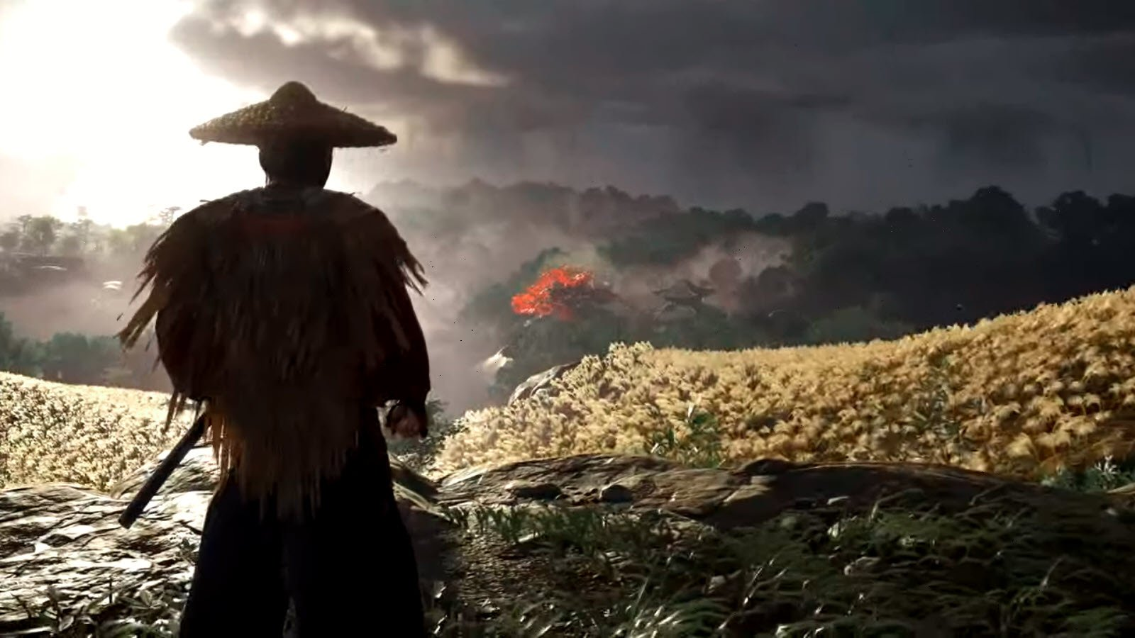 Ghost of Tsushima looks absolutely magical screenshot