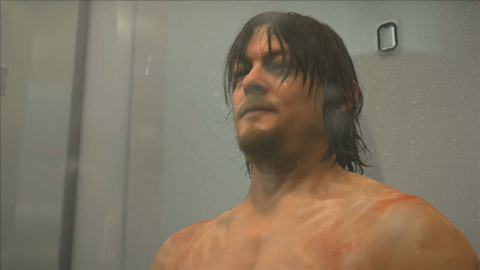 Here's the first gameplay of Death Stranding screenshot