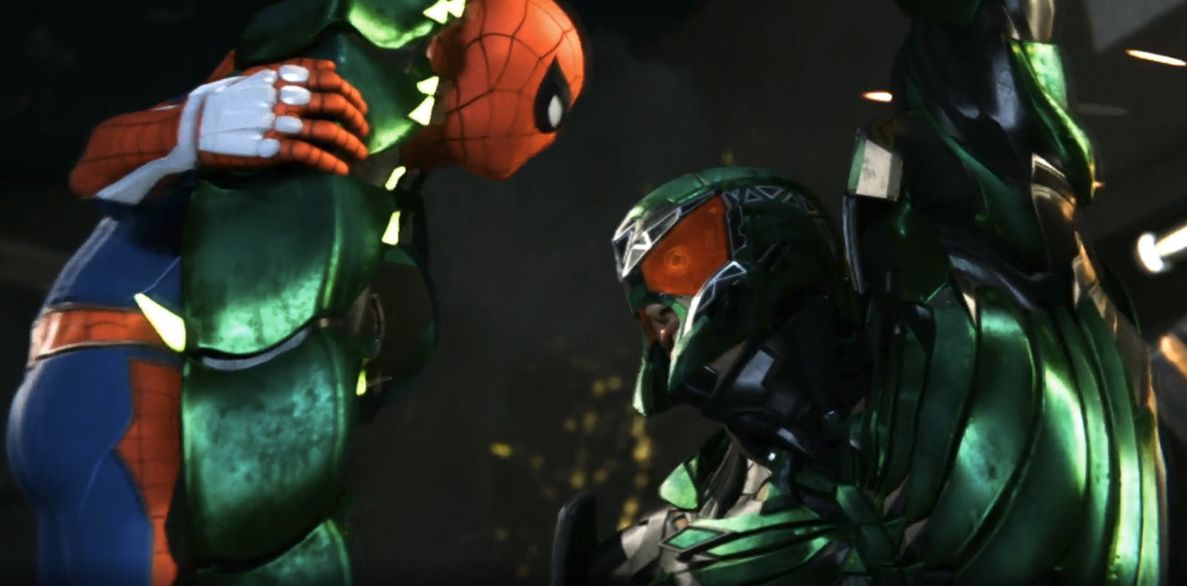 Spider-Man's E3 trailer is full of explosions, web-slinging and tons of villains! screenshot