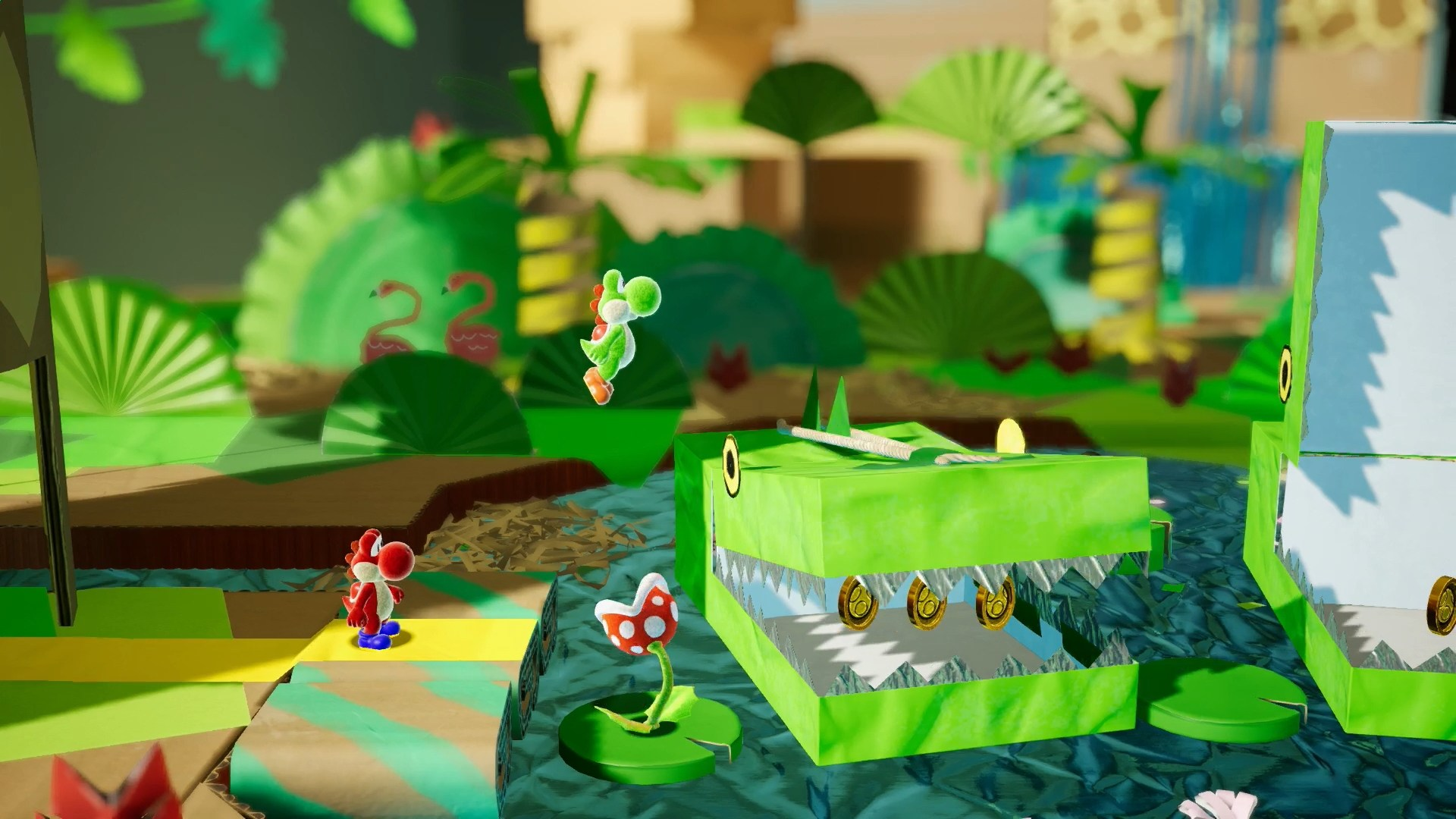 Yoshi for Nintendo Switch missed E3 but it's still happening screenshot