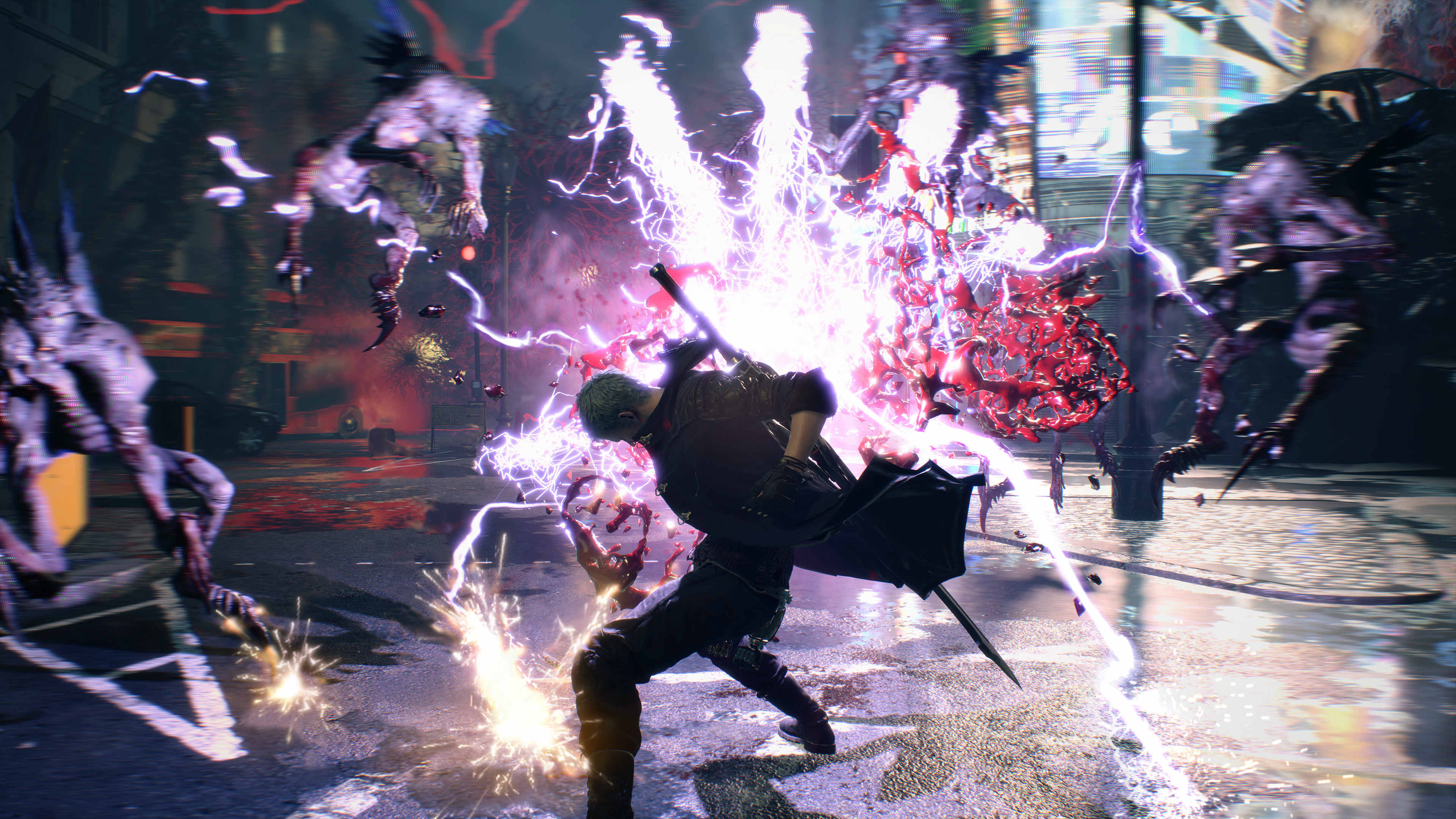 Devil May Cry 5 had the best showing at E3 for me, and it wasn't even close screenshot