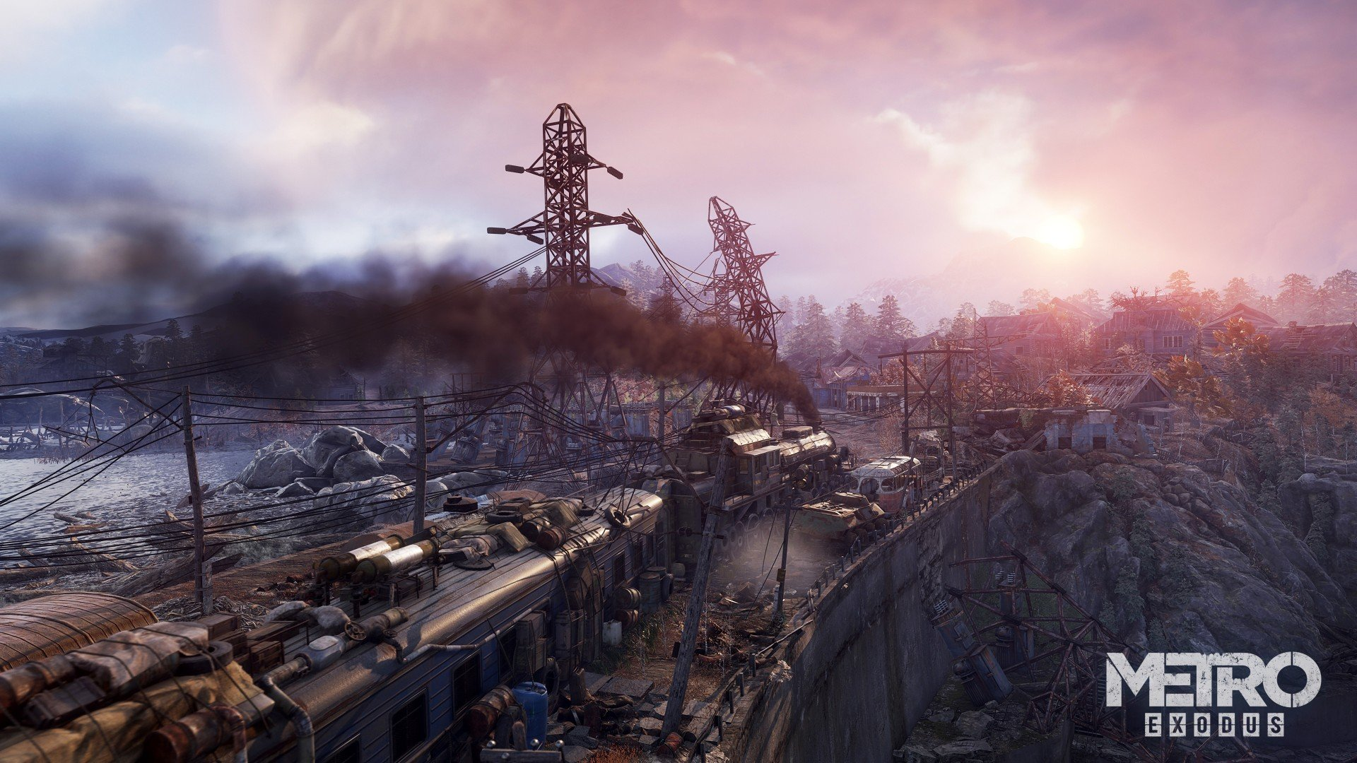 Metro: Exodus is big, challenging, and beautiful screenshot