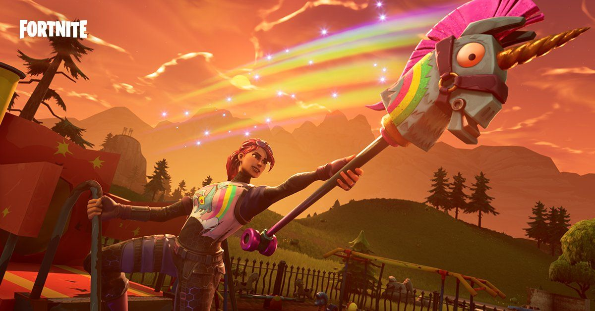Fortnite's player count rises to 125 million screenshot