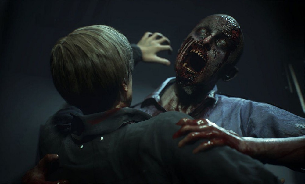 Check out ten minutes of Capcom's Resident Evil 2 right here