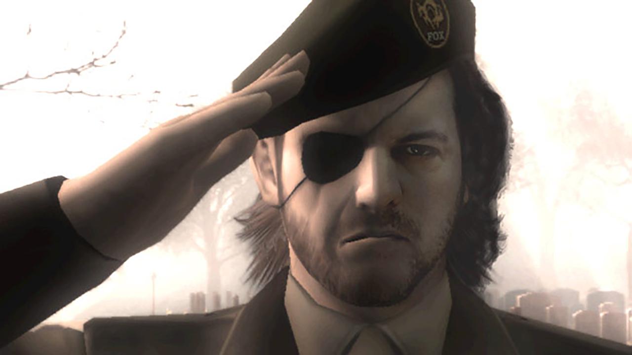 David Hayter is back as Snake in Super Smash Bros. Ultimate screenshot