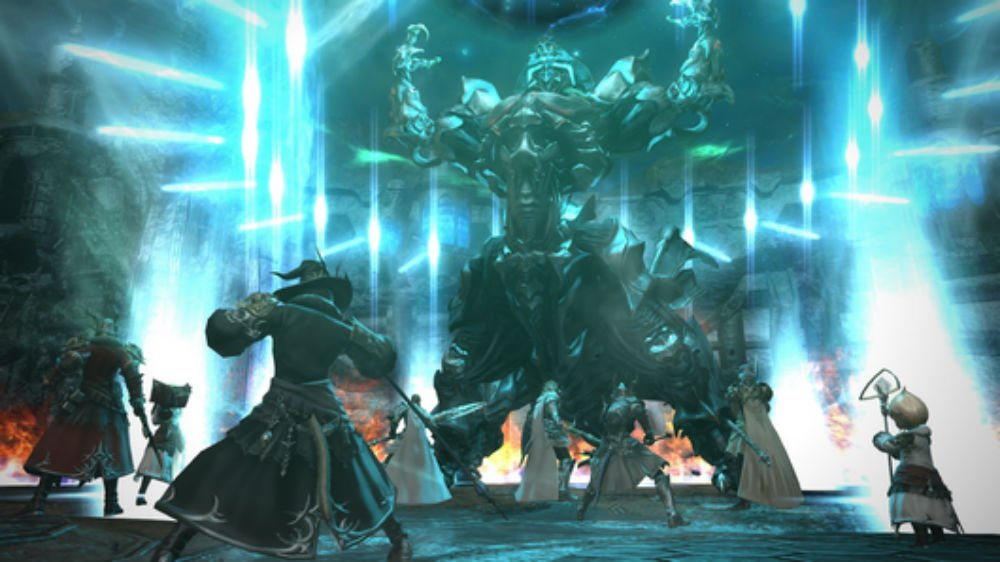 It took top players five days to clear the second Ultimate (Weapon) raid tier in Final Fantasy XIV screenshot