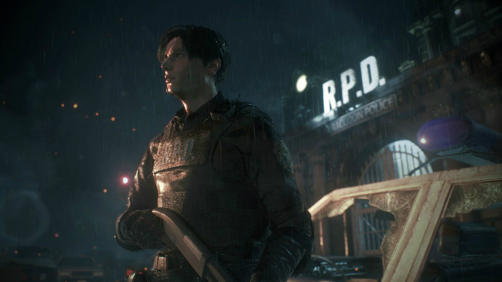 Resident Evil 2 nearly made me s#!t my pants